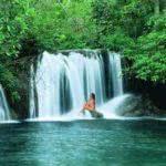 Sonhar com cachoeira