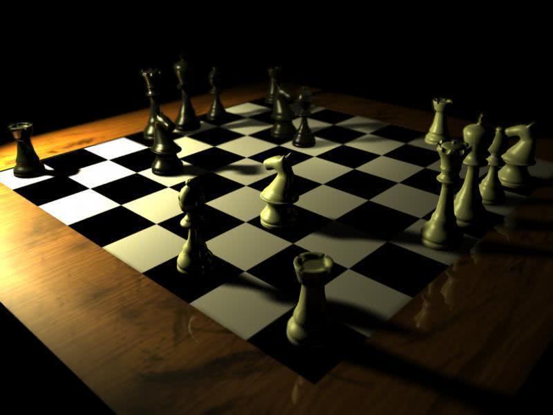 Sonhar com jogo de xadrez