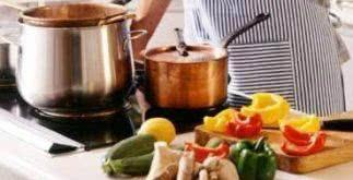 Sonhar cozinhando