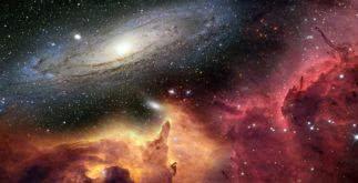 Sonhar com universo