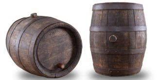 Sonhar com barril