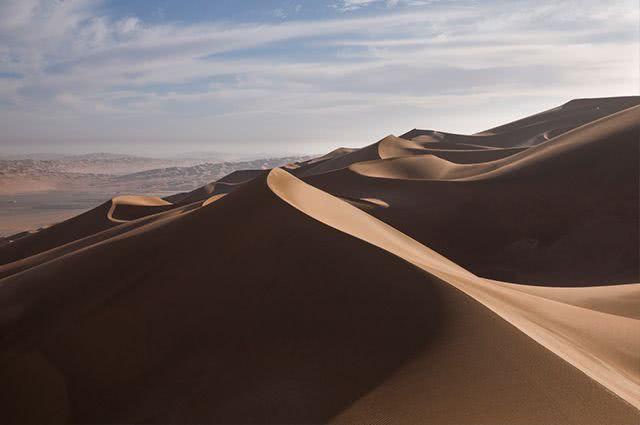 Sonhar com dunas