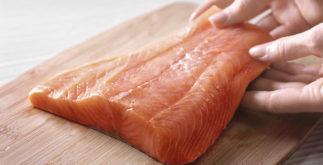 Sonhar com salmão
