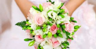 Sonhar com buquê de flores