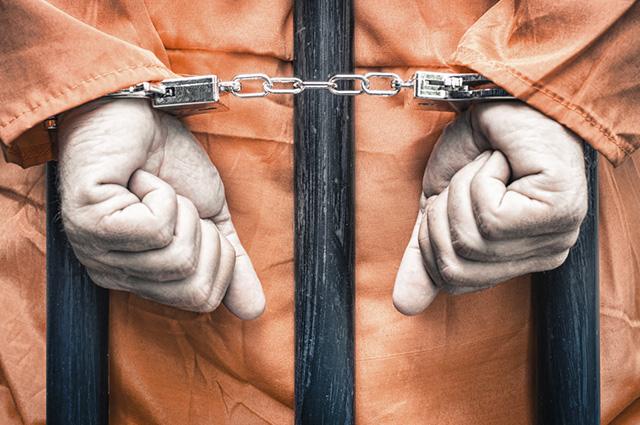 Sonhar com ser preso pode indicar um momento de impotência pelo qual você está passando