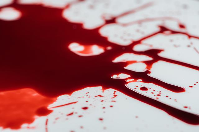 Sangue derramado