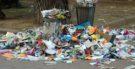 Sonhar com lixo